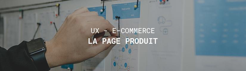 L'UX pour convertir - E-commerce - La page produit