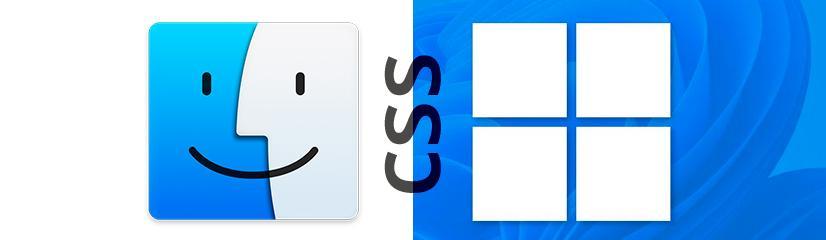 Modifier le CSS en fonction du navigateur/système d'exploitation
