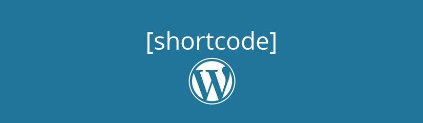 Créer ses propres shortcodes WordPress