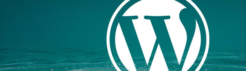 WordPress, les menus