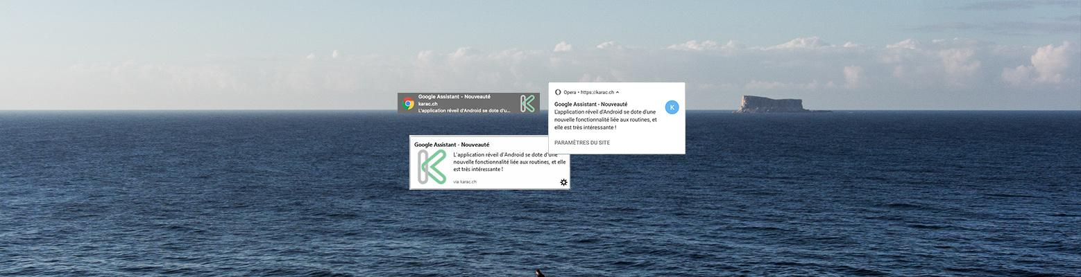 Tout savoir sur les notifications navigateur