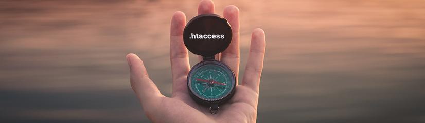 Les redirections web avec .htaccess