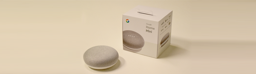 Test du Google Home Mini