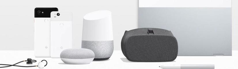 Récapitulatif de la conférence Google du 4 octobre 2017