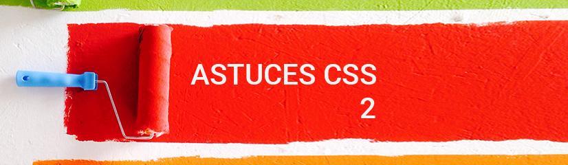 5 (nouvelles) astuces CSS que vous devriez utiliser en 2019 | Partie 2