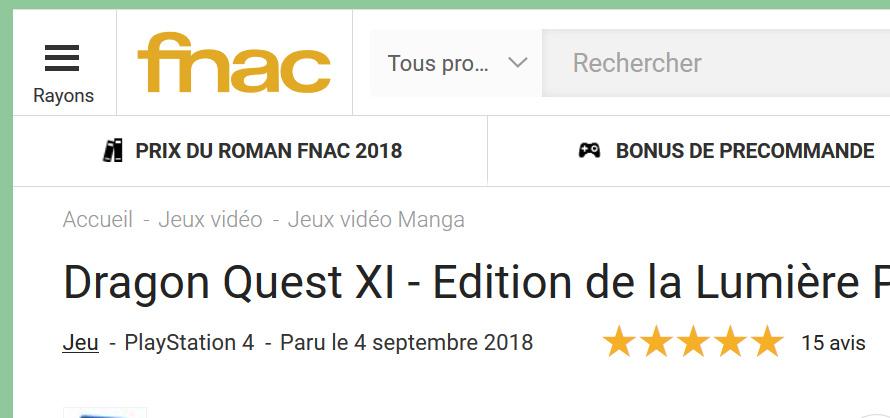 UX - Fil d'Ariane ou Breadcrumb