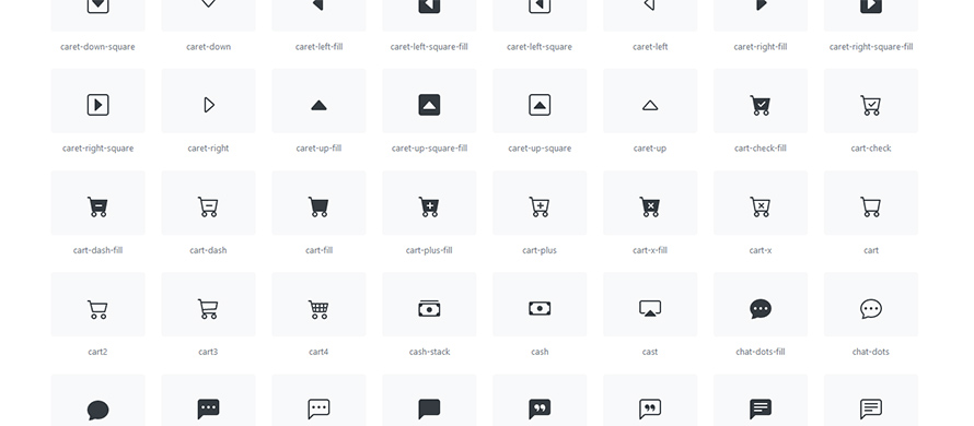bootstrap5-icons