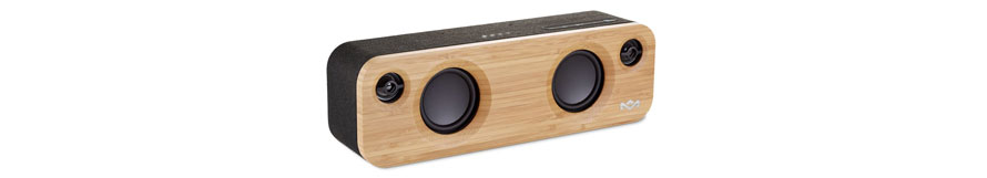 Enceinte connectée eco-friendly House of Marley