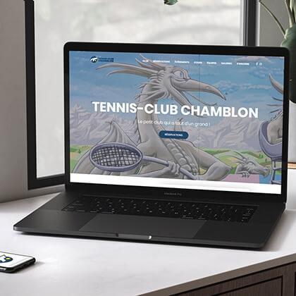 Tennis Chamblon
